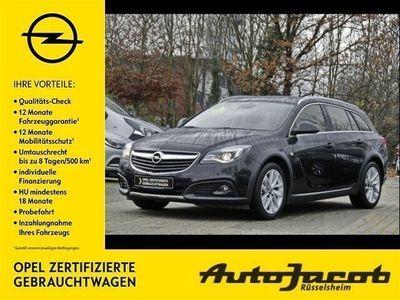 gebraucht Opel Insignia Country Tourer 2.0 CDTI Navi Rückfahrkamera PDC
