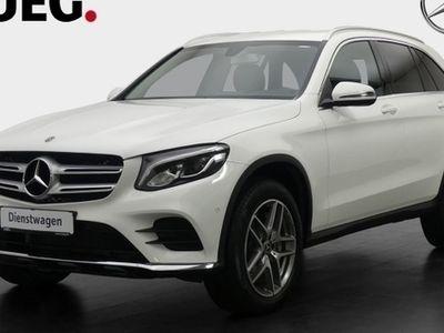 gebraucht Mercedes GLC220 d 4Matic AMG