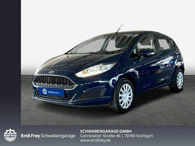 gebraucht Ford Fiesta 1.0 EcoBoost Start-Stop Trend Navi PDC