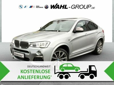 gebraucht BMW X4 M40i M Sportpaket Head-Up HK HiFi DAB LED