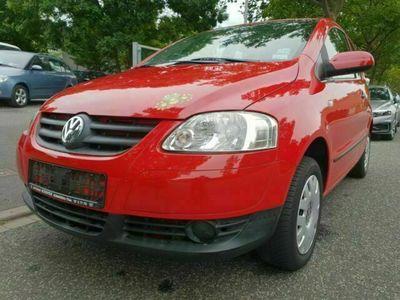 gebraucht VW Fox Fresh- 107tkm, Klimaanlage, HU/AU Neu