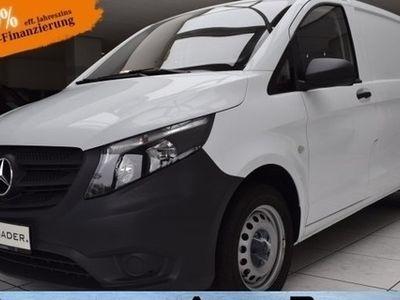 gebraucht Mercedes Vito 109 BlueTEC Kasten Tempomat AHK Audio10