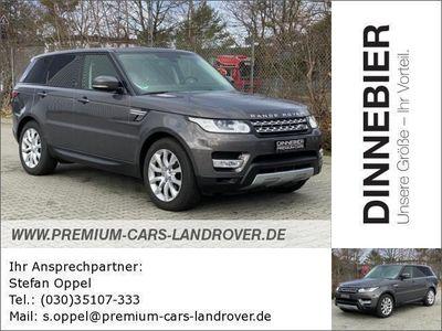 gebraucht Land Rover Range Rover Sport SDV6 HSE | RANGE ROVER Berlin Gebrauchtwagen, bei Autohaus Dinnebier GmbH
