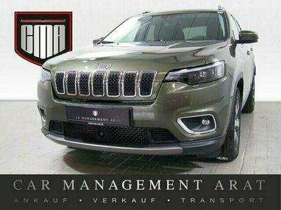 gebraucht Jeep Cherokee 2.2 Limited 4WD NAVI|LEDER|KAM|ALPINE|