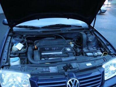 gebraucht VW Bora 1.6 16V