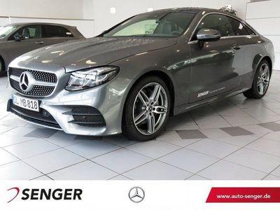 gebraucht Mercedes E200 Coupé AMG Line Panorama Comand Multibeam