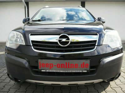 gebraucht Opel Antara Edition 4x4 +St heiz+FB AHK,1.Hd. S-Heftg.