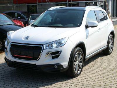 "gebraucht Peugeot 4008 Allure 4WD, Panor.,18"", Klimakompr. defekt"