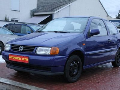 gebraucht VW Polo Lim. Basis SCHECKHEFT B. VW