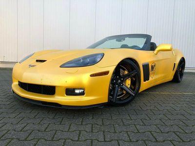 gebraucht Corvette Grand Sport C6Cabrio 6,2 LS3 EU Modell als Cabrio/Roadster in Walldürn