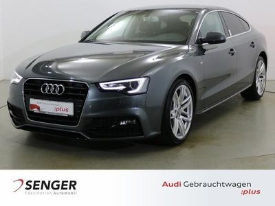 gebraucht Audi A5 Sportback 2.0 TDI clean diesel 140 kW (190 PS) 6-Gang