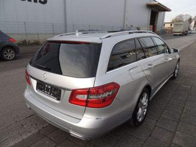 gebraucht Mercedes 350 CDI/Avantgarde/Leder/Xenon/ESD/Airmatic/Voll