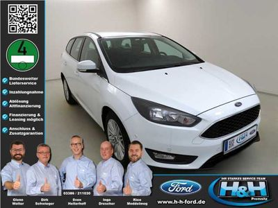 used Ford Focus Turnier 1.5 TDCi COOL&CONNECT (Kamera)