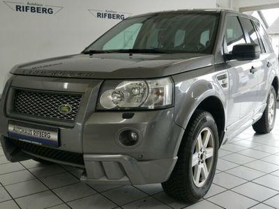 gebraucht Land Rover Freelander 2 2.2TD4 4x4 Navi/SHZ/Leder/PDC/Bluet