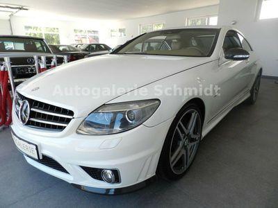 gebraucht Mercedes CL65 AMG AMG V12 Biturbo Designo Vollausst./ Carbon