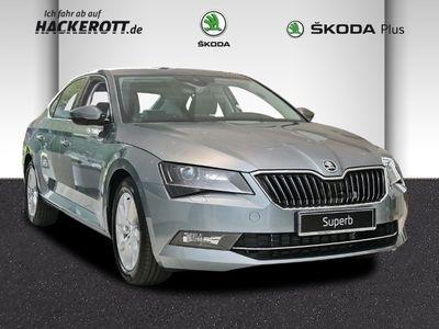 gebraucht Skoda Superb 2.0 TDI Style Green tec Keyless e-Sitze Rückfahrka