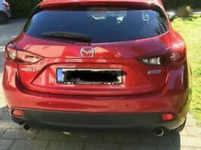 käytetty Mazda 3 SKYACTIV-G 120 Sports-Line