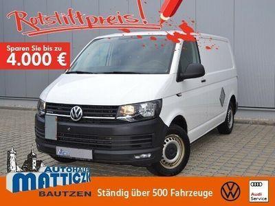 gebraucht VW Transporter Kasten 2.0 TDI 140 PS 4Motion CLIMATIC/ELEKTR