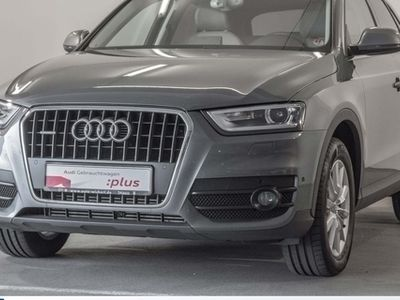 gebraucht Audi Q3 2.0 TDI quattro S tronic