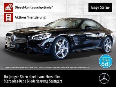 gebraucht Mercedes SL400 AMG Pano Harman Distr+ COMAND ILS LED 9G