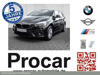 gebraucht BMW 216 Active Tourer d Advantage