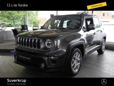 gebraucht Jeep Renegade Limited FWD