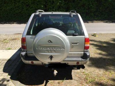 gebraucht Opel Frontera V6 3.2 Liter Benzin Limited Edition 4x4 1.Hand!!!