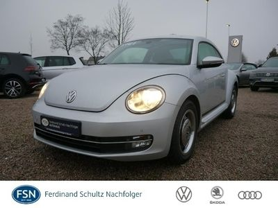 gebraucht VW Beetle Cup 1.6 TDI NAVI Tempomat