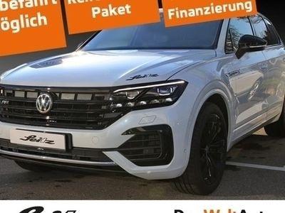 gebraucht VW Touareg 3.0 V6 TDI 4Motion Tiptronic R-Line AHK