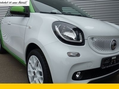 gebraucht Smart ForFour Electric Drive drive-Cool&Audio Paket-Tempomat