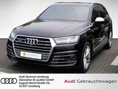 gebraucht Audi SQ7 4.0 TDI quattro Alu MatrixLED Navi HeadUp BOSE