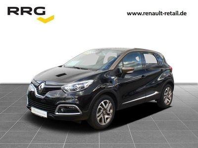 gebraucht Renault Captur ELYSEE dCi 110 8-fach bereift, Volleder