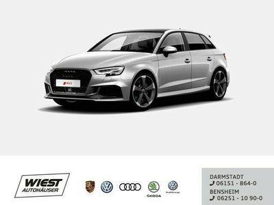 gebraucht Audi RS3 Sportback 2.5 TFSI quattro S tronic Pano MMI+ Matrix B&O