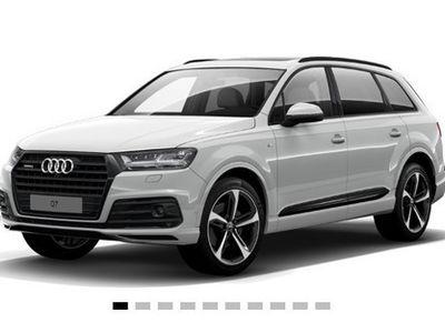 gebraucht Audi Q7 S line 3.0 TDI AHK Pano Matrix HUD LuftFWK S-