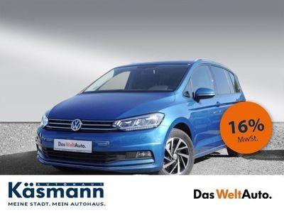 gebraucht VW Touran 1.6 TDI Join LED*Navi*ACC*Standhz:*PDC