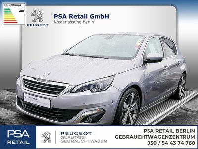 gebraucht Peugeot 308 Allure PureTech 130 EAT6