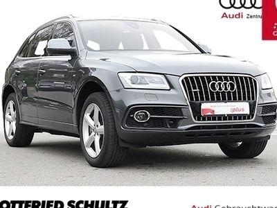 gebraucht Audi Q5 3.0TDI quatt. Tiptronic XEN NAV RÜFAHR SHZ VO+H