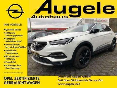 gebraucht Opel Grandland X Innovation 1.2 Turbo S/S Navi 5.0,SH