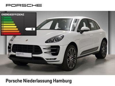 gebraucht Porsche Macan Turbo 3.6 Luftfederung PASM 21-Zoll
