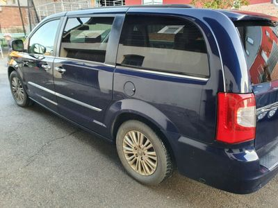 gebraucht Chrysler Grand Voyager Town & Country *AUTOGAS* E85*