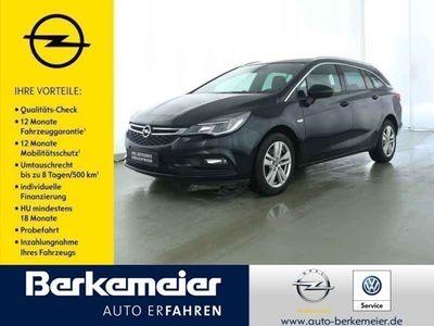 gebraucht Opel Astra ST Dynamic 1.6/Kamera/Allwetterr./Navi/