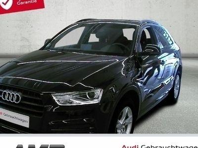 gebraucht Audi Q3 Sport 2.0 TDI qu S-tr/Xen/Nav/5J.Garantie