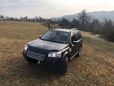 gebraucht Land Rover Freelander TD4 S