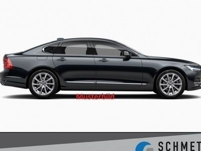 gebraucht Volvo S90 D5 AWD Geartronic Inscription Navi LED ACC 9
