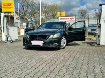 gebraucht Mercedes E500 7G-TRONIC Avantgarde LPG 70L W212