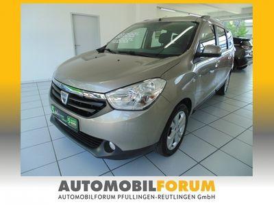 gebraucht Dacia Lodgy 1.5 dCi Prestige Navi*7 Sitze*Sitzheiz*PDC