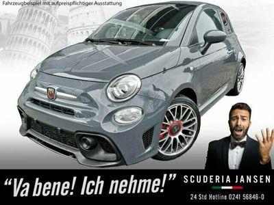 gebraucht Abarth 595 145 PS/ deutsche Version / 20er Modelljahr