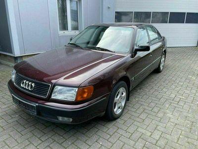 gebraucht Audi 100 C4 2,0 E 2. Hand Rentnerfahrzeug ...