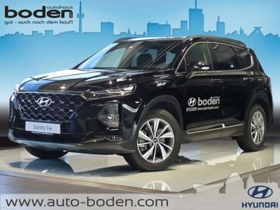 gebraucht Hyundai Santa Fe 2.2 CRDi 2WD 8AT Trend 18 Alu. Navi