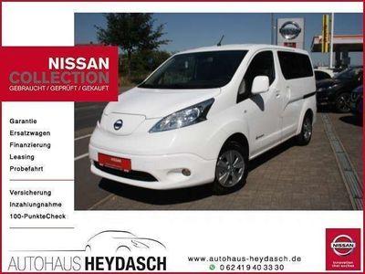 gebraucht Nissan Evalia NV200*inkl. Batterie*7-Sitzer*nur 23.5
